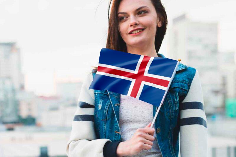 Страна Исландия
